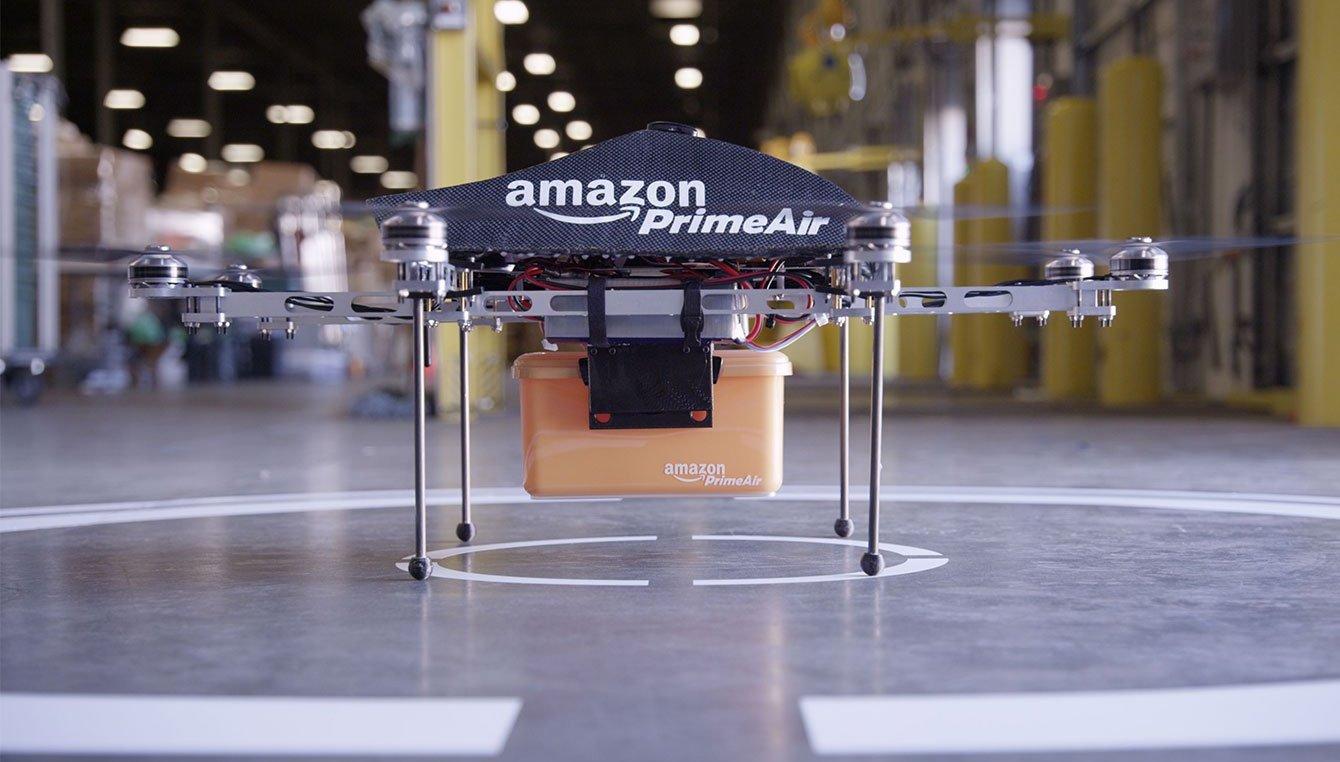 Amazon: la prima consegna via drone - Running Magazine