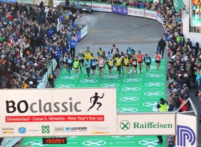 BOclassic: la corsa dei campioni di San Silvestro