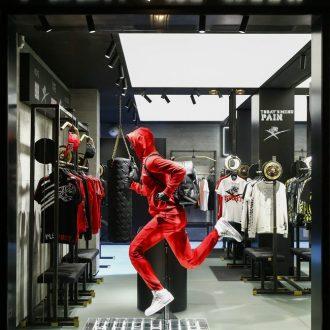 Plein Sport: due primi store a Parigi e Amsterdam