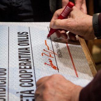 Veronamarathon: consegnati 12.116 euro alle no profit 6