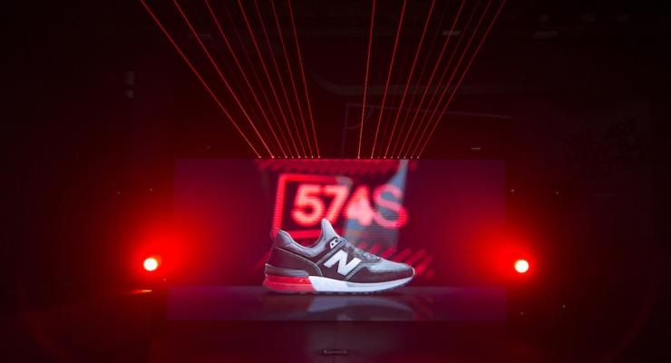 Revisión Skalk suspicaz  L'evento di lancio della New Balance 574 Sport - Running Magazine