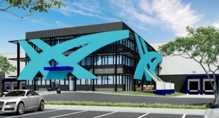 insondable Barrio Hervir  ASICS apre in Francia il nuovo European Distribution Centre ...