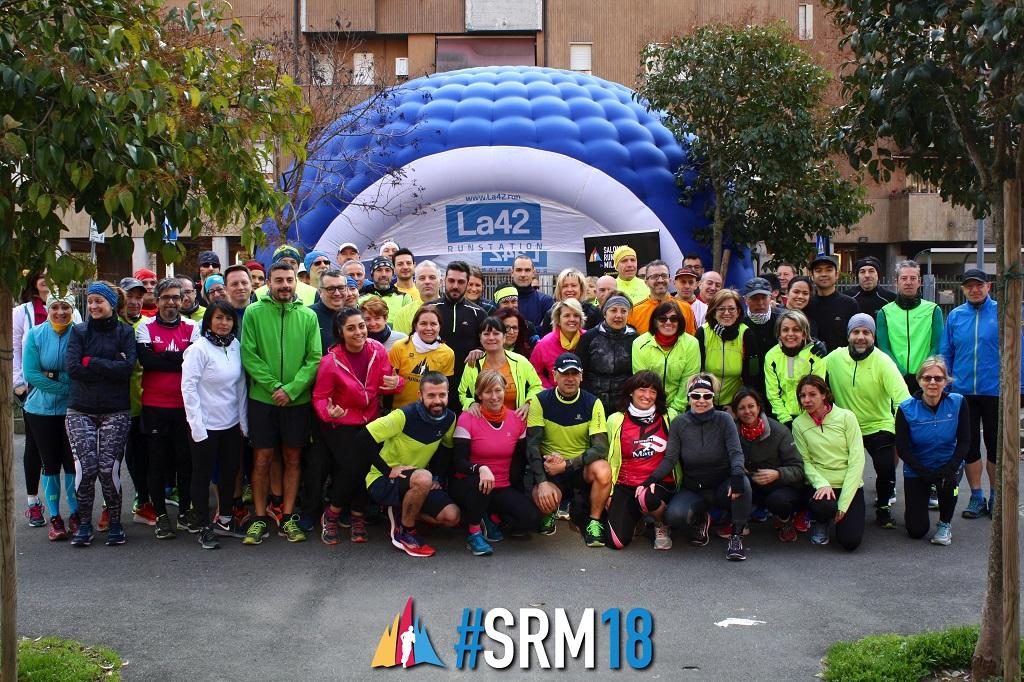 Salomon Running Milano: gli allenamenti collettivi