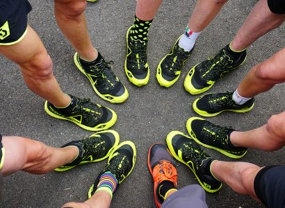 Scott: presentato il nuovo team trail running