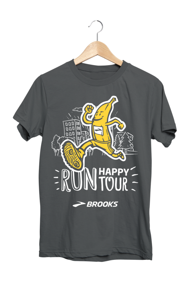 "Arriva in Italia il ""Run Happy Tour"" 1"