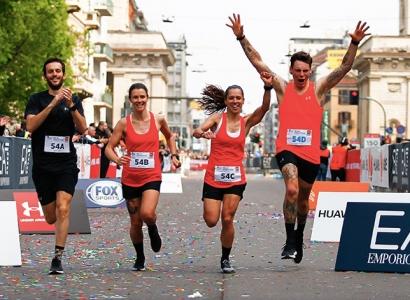 EA7 Milano Marathon e il record da battere