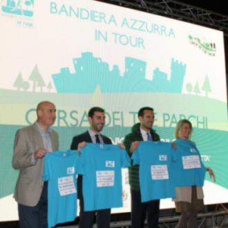 La Corsa dei Tre Parchi: prima tappa del Bandiera Azzurra Tour 2018 1