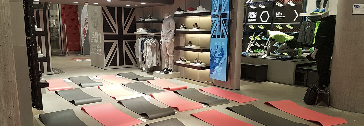 La Design Week con Run4Me Lierac e New Balance