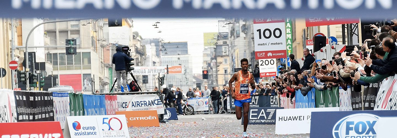 La EA7 Milano Marathon festeggia il record di iscritti 1