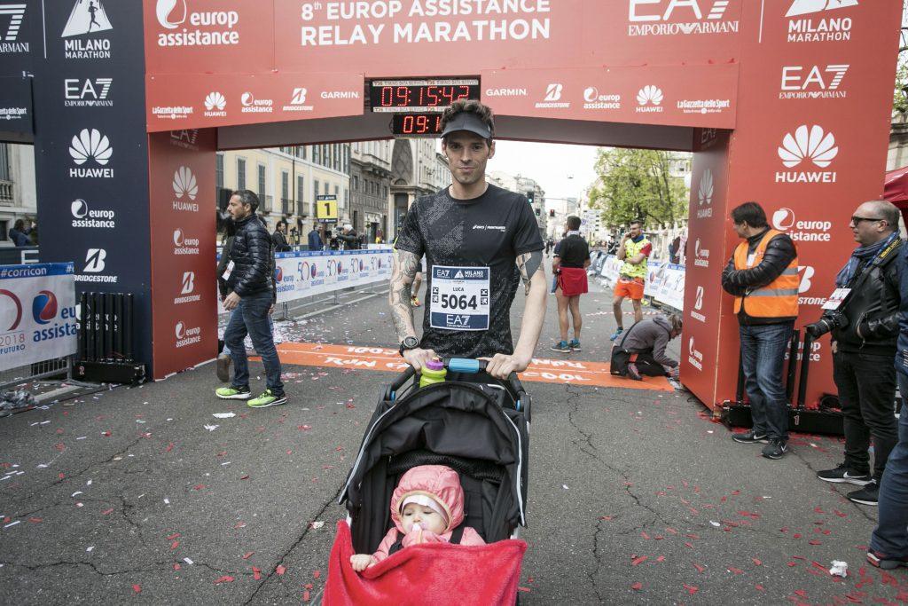 La EA7 Milano Marathon festeggia il record di iscritti 4