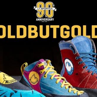 La Sportiva lancia il concorso #OldbutGold su Instagram