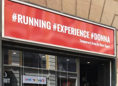 #RED: il nuovo spazio Maxi Sport dedicato alle donne