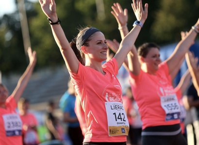 Run4Me Lierac in tour per l'Italia