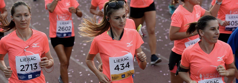 Run4Me Lierac in tour per l'Italia 1