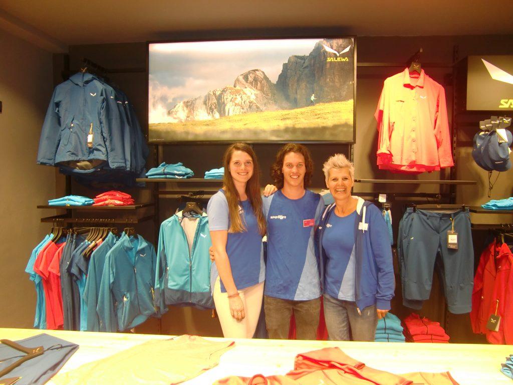 Sportler ha inaugurato il primo Alpine Flagship Store in Italia 2