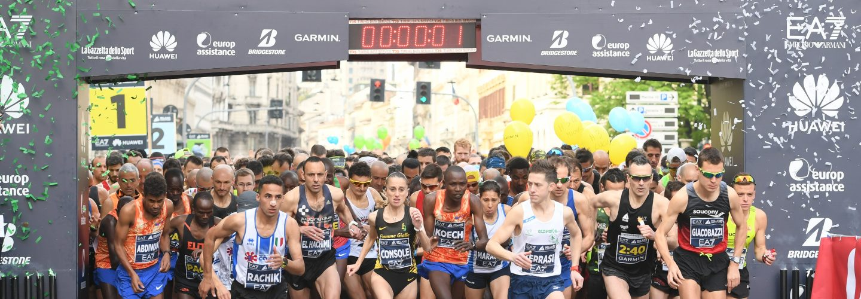 Start Maratona
