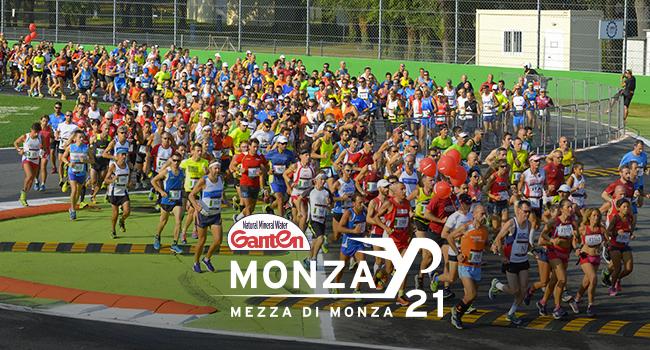 Calendario Maratone Internazionali 2020.La Ganten Monza21 Half Marathon Trasloca A Inizio Autunno