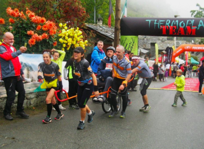 Diretta Coronavirus / Il Tour Trail Valle d'Aosta dona il ricavato 2019 all'Azienda USL