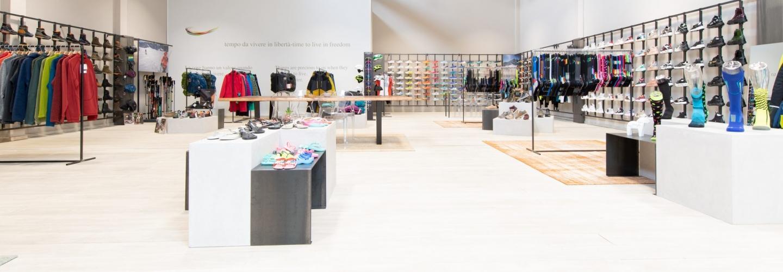 Showroom Studio Moda Sport